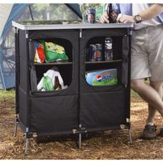 Lightweight Hard Top For Added Counter Space Storage Pantry Great Idea Camping IdeasCool