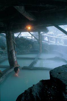 すずめの湯、地獄温泉 熊本県 Suzume no Yu, Jigoku Onsen, Kumamoto