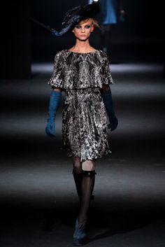 John Galliano Fall 2012 Ready-to-Wear Collection Photos - Vogue