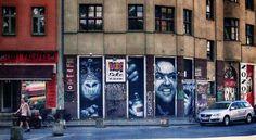 Street Art, Berlin Kreuzberg