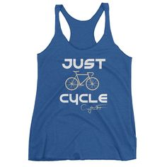 JUST CYCLE Women's tank top
