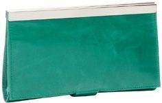 HOBO Maxine VI-32057JADE Wallet,Jade,One Size HOBO. $117.95