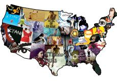 a YA book for every single state in the US.