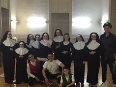 Prova dei costumi per le ragazze e i ragazzi di Musical Weekend Catania.  #scuoladimusical #musical #sisters