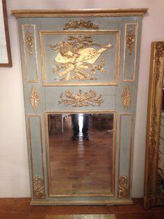 Trumeau Louis  XVI Fin Du 19 Ième Siècle, Antiquités Saint Roch, Proantic