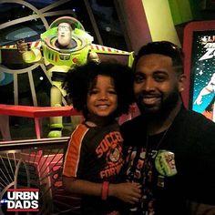 #Buzz #BuzzLightyear #Disney #DisneyWorld #MagicKingdom #BlackFathers #BlackFatherhood @uniquelegend1 #fatherhood #parenting #family #dads #dads #blackfathers #blackdads #urbndads #blavity #blackfathersmatter #blacklove #melanin #dads #family #love #like #follow  #support #fathers #parents #blackfather #blackdad #blackfamily #parenthood