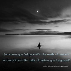To find oneself