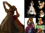 Princess Serenity Figurine by ~thedustyphoenix on deviantART