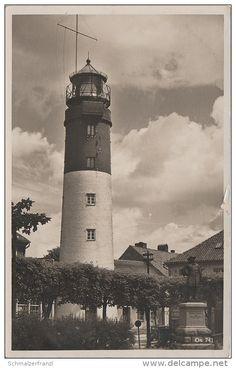 Ostpreußen, Pillau - Leuchtturm