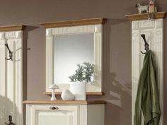 Lustro z drewna świerkowego Amber 3 Oversized Mirror, Amber, Furniture, Home Decor, Decoration Home, Room Decor, Home Furnishings, Ivy, Arredamento
