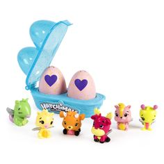The New Hatchimals Colleggtibles Blind Bags Will Feature A
