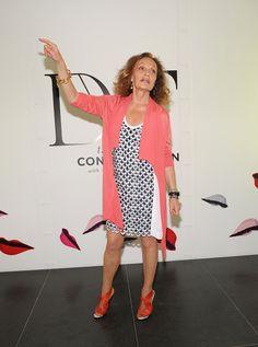 """Diane von Furstenberg Photo - """"The Conversation"""" Series Launch Celebration"""