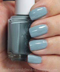 """@Christina Childress Wiley   """"Essie Parka Perfect""""  ~ Chris, this is the color I was wearing. :)"""
