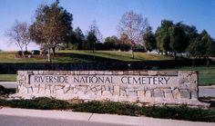 Riverside National Cemetery