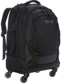 "R-Tech Double Gusset 17"" Laptop Backpack - Black"