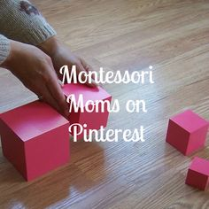 Visit the top Montessori moms on Pinterest! You can also subscribe to Montessori moms & bloggers on Facebook @ http://www.facebook.com/lists/10151557160854325