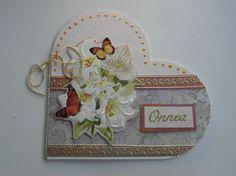 Kortti #38 / Greeting card by Miss Piggy