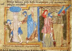"https://flic.kr/p/royUWU | Expulsion from Paradise - Adam & Eve at labour | Expulsion from Paradise - Adam & Eve at labour  London BL - Cotton Claudius B IV folio-7v  [2nd quarter of the 11th century - 2nd half of the 12th century]  <a href=""http://www.bl.uk/manuscripts/FullDisplay.aspx?ref=Cotton_MS_Claudius_B_IV"" rel=""nofollow"">www.bl.uk/manuscripts/FullDisplay.aspx?ref=Cotton_MS_Clau...</a>"