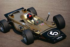 1971 Emerson Fittipaldi Lotus 56B (Pratt & Whitney STN76 TBN)  Italain GP at Monza