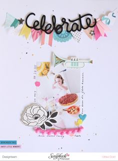 Creating A Family Recipe Scrapbook – Scrapbooking Fun! Scrapbook Journal, Mini Scrapbook Albums, Scrapbook Page Layouts, Baby Scrapbook, Scrapbook Paper Crafts, Scrapbook Pages, Birthday Scrapbook, Crate Paper, Crate Crafts
