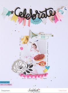 Creating A Family Recipe Scrapbook – Scrapbooking Fun! Mini Albums, Mini Scrapbook Albums, Scrapbook Journal, Baby Scrapbook, Scrapbook Page Layouts, Scrapbook Paper Crafts, Scrapbook Pages, Birthday Scrapbook, Crate Paper