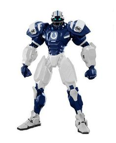 Indianapolis Colts FOX Sports Robot Z157-1263301727