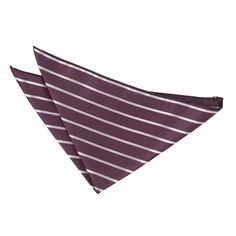Check out the latest from weeabootique.co.uk !    Single Stripe Pur... : http://www.weeabootique.co.uk/products/single-stripe-purple-silver-handkerchief-pocket-square?utm_campaign=social_autopilot&utm_source=pin&utm_medium=pin    COUPON: 15%OFFJAN17