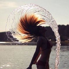 hair action photo