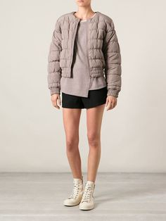 Adidas By Stella Mccartney Bomber Jacket - Al Duca D'aosta - Farfetch.com