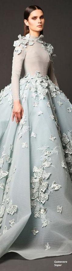 Elio Abou Fayysal Fall Winter 2015 Couture RTW jαɢlαdy