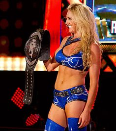 Charlotte Flair for NXT....New female Champion with Paige gone to WWE.