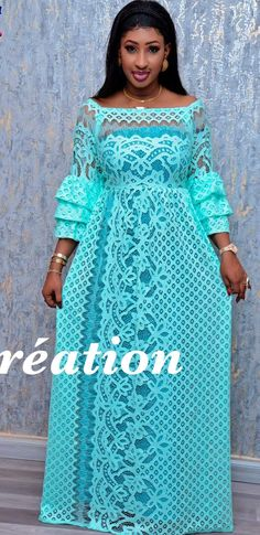 Style hijab dresses modern 28 new ideas African Wear Dresses, Latest African Fashion Dresses, African Print Fashion, African Attire, Senegalese Styles, Ankara Long Gown Styles, African Lace Styles, Couture, Fashion Outfits