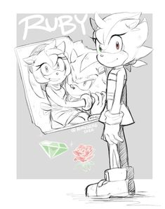 Shadamy kid by aymiaymi on DeviantArt Shadow And Maria, Shadow And Amy, Sonic And Shadow, Hedgehog Art, Shadow The Hedgehog, Shadamy Comics, Character Art, Character Design, Sonic Funny