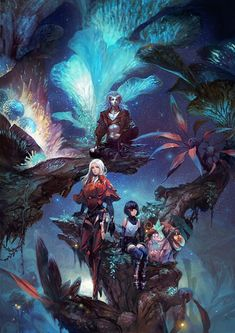 Xenoblade Chronicles X Artwork