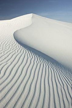 White Sand Dunes  ➦ Más Información del Turismo de Navarra España: ☛…