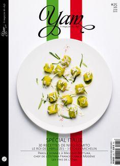 Yam numéro 25 spécial Italie.