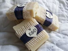 Soap Wedding Favor -Rustic/Country