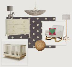adorned abode: Another Gender Neutral Nursery