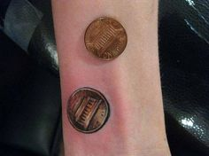 penny tattoos - Google Search