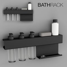 37 Ideas bathroom shower storage ideas shampoos for 2019 Zen Bathroom Decor, Bathroom Interior Design, Modern Bathroom, Small Bathroom, Parisian Bathroom, Neutral Bathroom, Guest Bathrooms, Bathroom Ideas, Shower Shelves