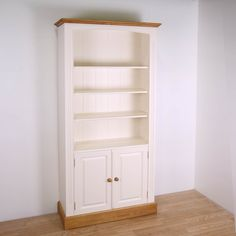 painted bookcase Height: 201cm Width : Options Below  Depth : 36cm  furniture4yourhome