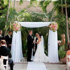Wedding church ceremony backdrop altars ideas for 2019 Wedding Trellis, Wedding Pergola, Wedding Ceremony Backdrop, Church Ceremony, Ceremony Arch, Wedding Aisles, Wedding Backdrops, Wedding Church, Wedding Ceremonies