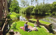 Europe's best campsites by lakes and rivers - Telegraph