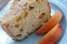 Georgia Peach Poundcake