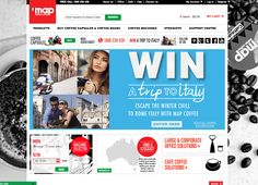 Client: Map Coffee  Project: eCommerce website  #ecommerce #website #design #digitalmarketing #online #ecommercewebsite by http://www.techidea.co.nz/blog/