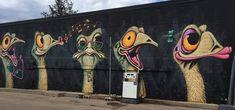 New South Wales Silo Art Trail