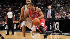 I love basketball, and one of my fave teams is Chicago Bulls! This is their Feb 29, 2012 win against The Spurs.