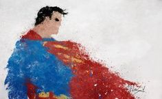 Superman by BOMBATTACK