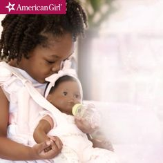 Give her hours of play and a love that lasts with Bitty Baby®! Baby Dolls For Toddlers, Baby Doll Accessories, All American Girl, Baby Learning, Bitty Baby, Girl Online, Little Girls, Twitter Help, Hair Color