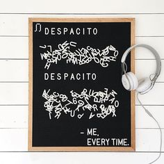"Don't worry, I've only been working on the lyrics to ""One Week"" by Barenaked Ladies for the past 19 years. ""Despacito,"" you're next. : @springmeadow.co"